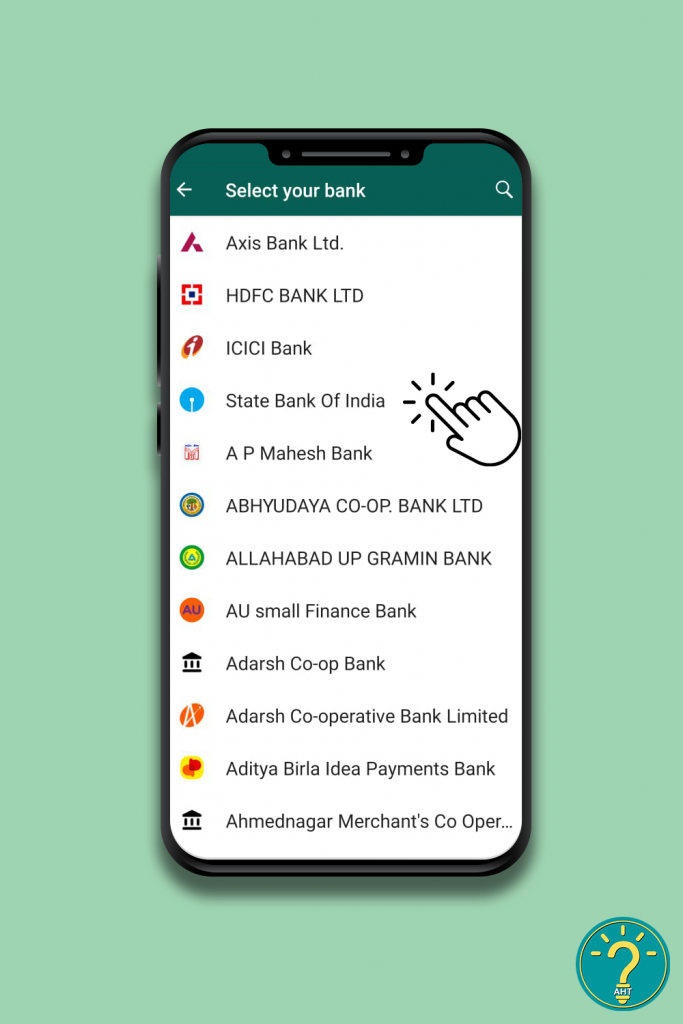 How To Activate WhatsApp Payment? Step 5- AHT