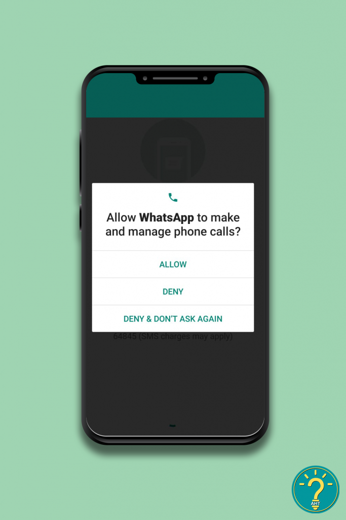 How To Activate WhatsApp Payment? Step 7- AHT