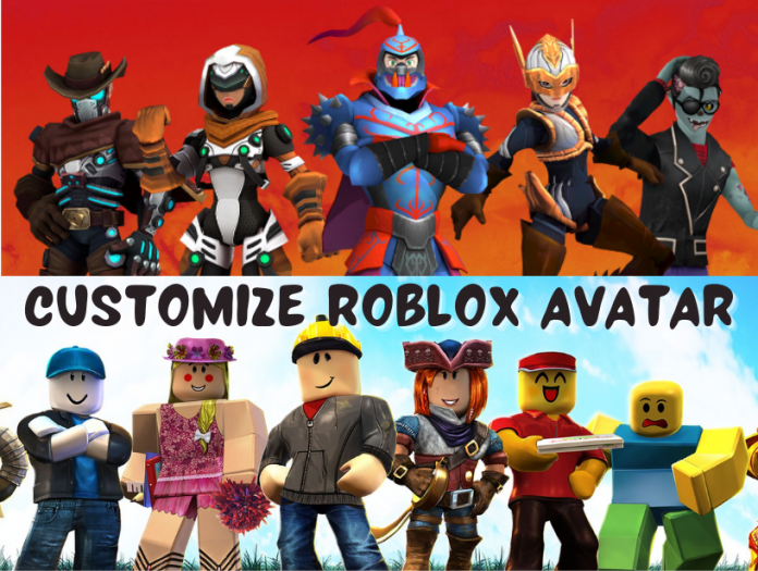 Customize your Roblox Avatar