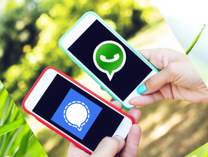 How to shift from WhatsApp to Signal: Chat Transfer Guide