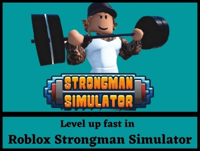 Roblox Strongman Simulator